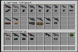 我的世界枪械mod下载 来看看我的军火库