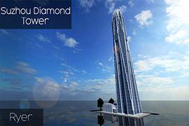 中国第一高楼 竟然被国外大神在mc中建成