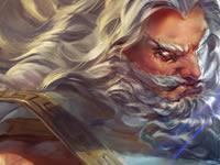神之浩劫图文速成 团战收割机苍穹之神宙斯