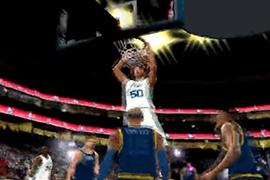 扣爆篮框 NBA2KOL扣篮操作技巧教学