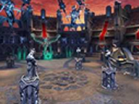 古罗马圆形竞技场 神之浩劫地图模式概况