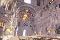 精美西式建筑欣赏 浮想殿婚礼殿堂