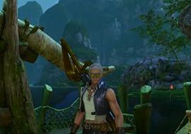 《传说精英怪》怪物启示录 剑豪镰蟹进阶篇