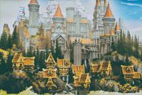 我的世界中世纪城堡 史诗般作品的存在