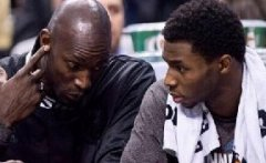 威金斯致谢KG:你的教诲将伴随我职业生涯