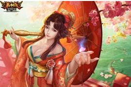 第十域英雄起源 国风美女英雄原画欣赏图集