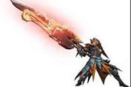 怪物猎人OL武器资料 斩斧属性及操作按键
