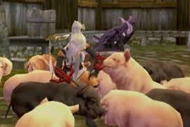 剑网3之梦回稻香猪运亨通成就达成攻略流程