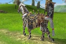 剑网3逐皇逍遥马具怎么获取 获取途径分享