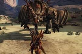 怪物猎人OL角龙硬直部位属性及阶段解读