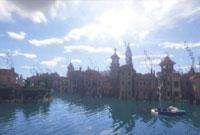 美呆了 这辈子想去的地方 威尼斯水城还原