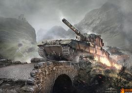 破烂59哥带你试玩100周年坦克世界新模式