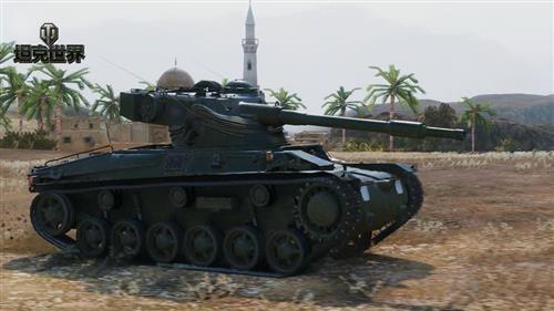 坦克世界逆天M7牧师一秒一炮 瞬间便清场