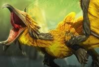 金眠鸟双刀攻略 绚烂羽毛的金色鸟龙种