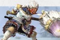 怪物猎人OL钳冲击武器参数 大锤的强化材料