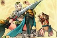 怪物猎人OL艾露保护者协会同人小说梅拉鲁