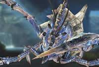 怪物猎人OL新手大锤成长之路 大锤vs镰蟹