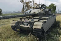 坦克世界马卡洛夫出品 贱贱的卖头小窍门