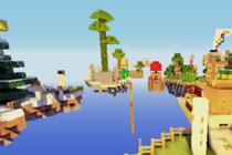 破碎世界 空岛生存地图存档下载1.7.2以上