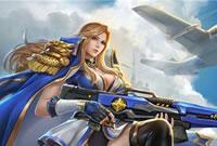 第十域指挥官黛安揭秘 暴力御姐轰炸全场