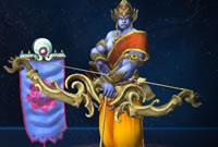 神之浩劫凡人的希望 印度系神明罗摩弓箭手