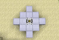 我的世界1.7.10版太空版图下载 月球MOD