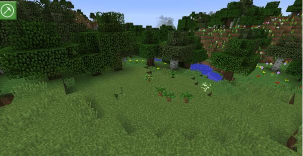 我的世界1.9懒人必备 自动种植树苗模组