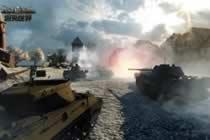 坦克世界费舍尔湾 上方TD黑枪点位视频曝光