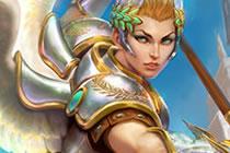 神之浩劫曝光希腊 新神明胜利女神尼姬一览