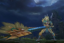 怪物猎人OL新武器斩斧玩法解读 斩斧出招表