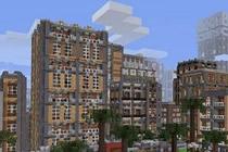 60人花费4年半做成建筑 我的世界布罗维尔