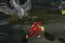片手剑狩猎白一角龙 怪物猎人OL的神秘彩蛋