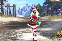 圣诞节许个愿 游戏权御天下来帮你实现