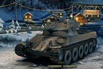 坦克世界洛林详解 萝莉八万斤已拿下三环