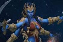 <b>神之浩劫宗教力量迦梨 印度掌管毁灭的女神</b>