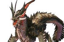 怪物猎人OL首只原创稀少种怪物灭星龙登场