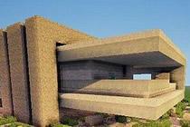 我的世界现代风格简约别墅建筑展示欣赏