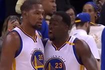 NBA2KOL格林当场怒喷阿杜追梦这样输真高兴