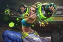 音速少女来袭 第十域英雄舞林高手跃动战场