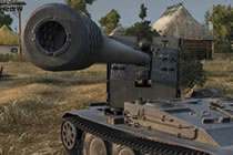 坦克世界视频解说 低调低调的豹I原型车