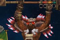 神之浩劫齐天大圣猢安巴茨 咆哮猿神复仇记