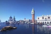 我的世界打造水都威尼斯一览 威尼斯美图赏