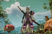 怪物猎人OL邪魅阴阳师系列时装添新品一览