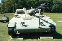 美系最强飞行坦克 坦克世界T92Lt轻坦情报