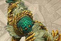 怪物猎人OL招式应对攻略 雷狼龙素材及属性