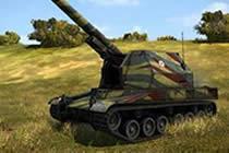 坦克世界军武大王车库门神M46巴顿不死传奇