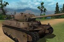 坦克世界尿座视频解说 起飞的飞天大猛犸