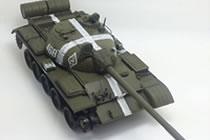 坦克世界德系篇 T-55A车性能属性详细介绍
