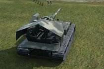 定点打击炮台 坦克世界D系WTE100级教做人