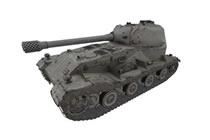 坦克世界150炮不见了 银币版VK7201数据